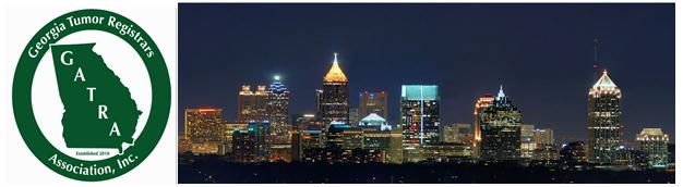 Atlanta Skyline - The sky is the limit for Cancer Registrars